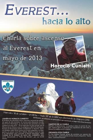afiche Everest